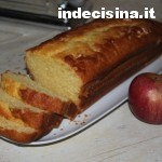 Plum cake allo yogurt di mela (Bimby)