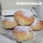 Bomboloni al forno (Bimby)